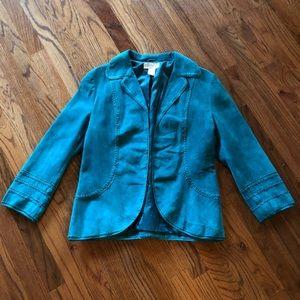 Spiegel Suede Jacket